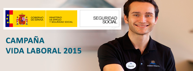 Campaña vida laboral 2015