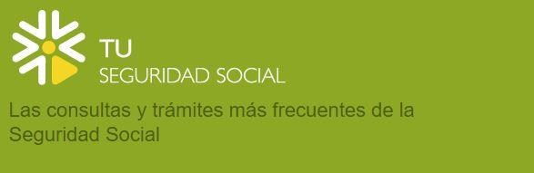 Servicios Tu seguridad Social