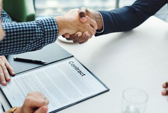 Ayudas para contratos