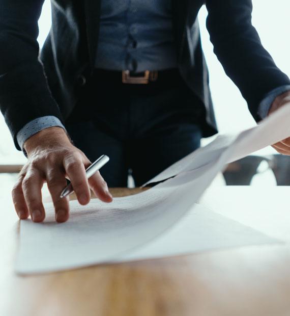 Asesoría para Contrato de la Alta Dirección